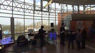FH Dortmund - Fachbereich Informatik - Offenes Labor - Zweiter Tag + Abbau Maker Faire Ruhr 2016