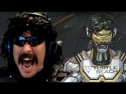 Dr Disrespect gets ROASTED by RoboDoc and...