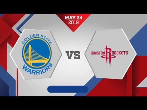 Golden State Warriors vs. Houston Rockets Game 5 WCF: May 25, 2018