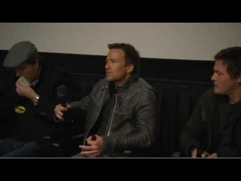 Footage from the Boston Premiere of The Boondock Saints II: All Saints Day!