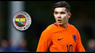 Ferdi Kadioglu | Goals, Skills & Assists | Fenerbahçe's New Golden Boy