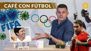 ¿RAMOS A LAS OLIMPIADAS? ¿QUÉ HACER CON EL VIRUS FIFA?