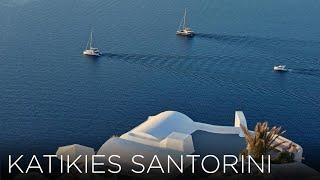 KATIKIES SANTORINI | Inside the best hotel in Santorini