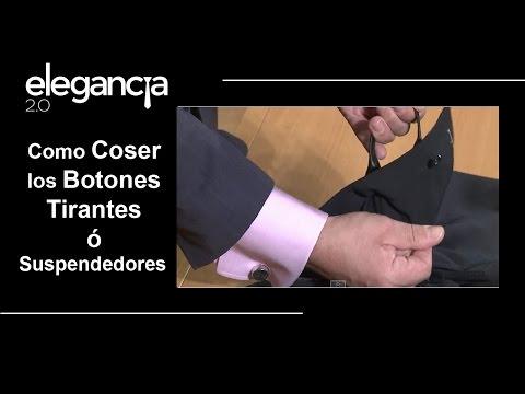 7e0414136b11 Cómo Coser los Botones para Tirantes - Bere Casillas (Elegancia 2.0)