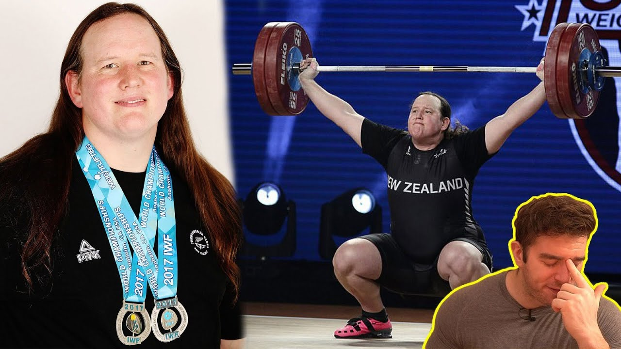 Trans Weightlifter Gets Green Light To Compete In The Olympics And SMOKE Everyone… SCIENCE EXPLAINED