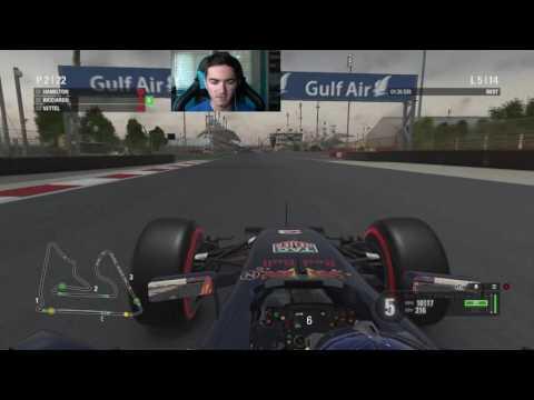 F1 2016 [Xbox One] - Round 2 [Bahrain Grand Prix]