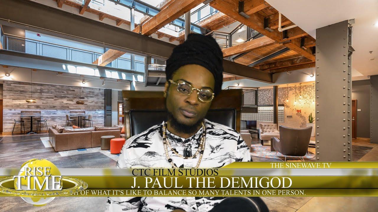 J Paul TheDemigod interview pt  3