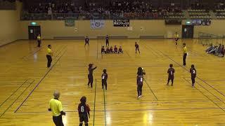 第22回 バンビカップ 決勝戦 Tenri Bombers XvsIKARUG Jr