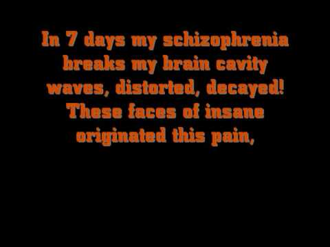 Schizophrenia  Brokencyde  Lyrics