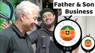 A Father and Son Business - True Image Art