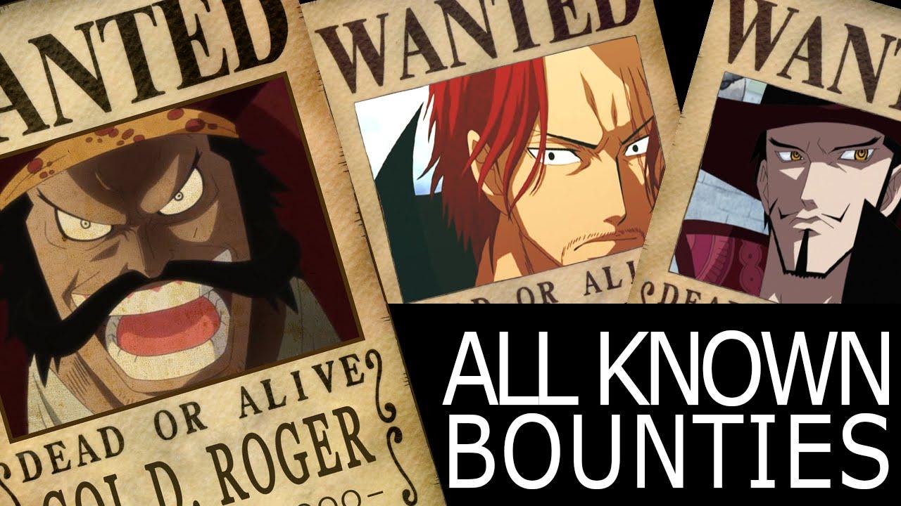 One Piece Shanks Bounty   www.imgkid.com - The Image Kid ...  One