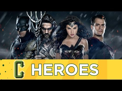 Collider Heroes - Batman V Superman: Which DC Characters Will Make An Appearance?