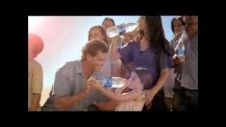 اعلان مياه نستله بيور لايف  2014