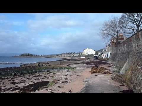 Fairlie Seafront, Near Largs, North Ayrshire, Scotland