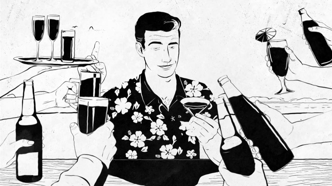 classy drinks for men