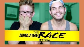 #TeamTylerAndKorey Amazing Race Audition | Tyler Oakley & Korey Kuhl