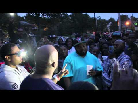 King Clive TV - 914 Battle At Fourth Street Park
