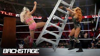 WWE Backstage [#308] - Wrażenia po TLC 2018!✔.
