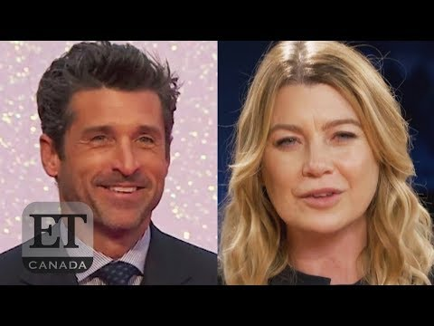 Ellen Pompeo And Patrick Dempsey Don't Speak