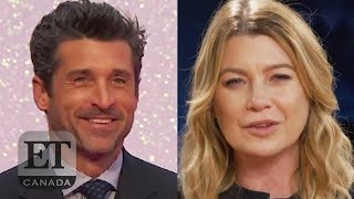 Gambar cover Ellen Pompeo And Patrick Dempsey Don't Speak