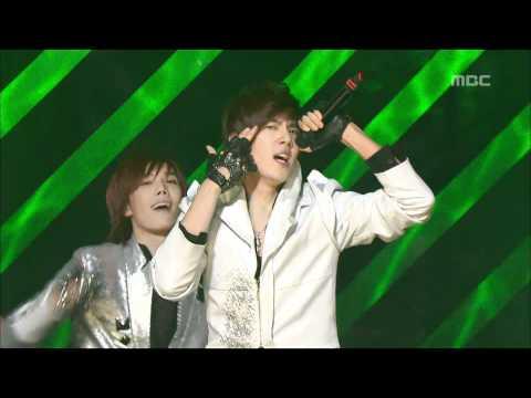 SS501 - Deja vu, 더블에스오공일 - 데자뷰, Music Core 20080322