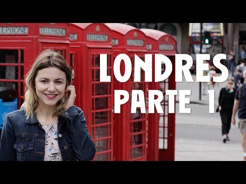 Vlog em Londres - Parte 1: pub, sketch, Camden Town e mais!