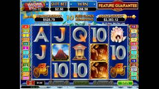 Vulcan Slot + 1000x TOTAL BET WIN!(HUGE win on RTG's Vulcan slot with 2.50$ bet!, 2015-10-20T19:44:31.000Z)
