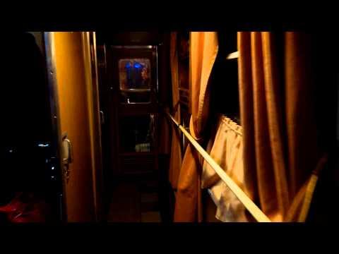 Overnight Train Tbilisi - Erevan / Ночной поезд Тбилиси - Ереван