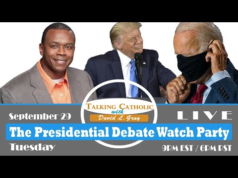 The Presidential Debate Watch Party - Trump vs. Biden 2020 (Cleveland, Ohio)