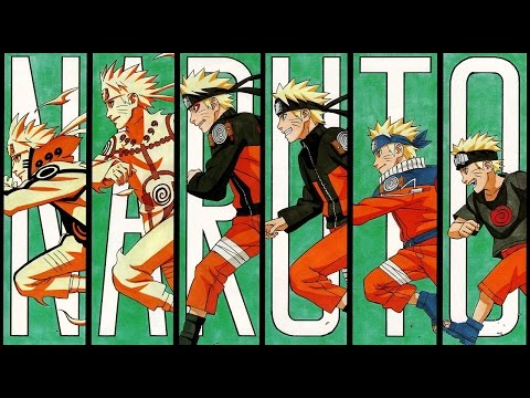Top 29 Naruto/Naruto Shippuuden Anime Openings [60fps]