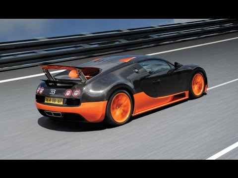 Bugatti Veyron 2015 Top Speed - YouTube