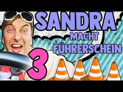 Sandra macht Führerschein 3🚗