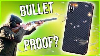 Pitaka Review - Bulletproof Phone Cases!?