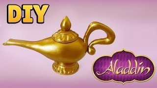 DIY: Como Fazer a LÂMPADA do ALADDIN (Genie's Lamp Tutorial - Disney) | #diydisney Mp3