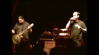 Clutch Live 2004 Eight Times Over Miss October / Passive Restraints