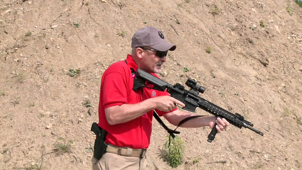 Tactical Carbine Tips Episode 6: Ready Positions