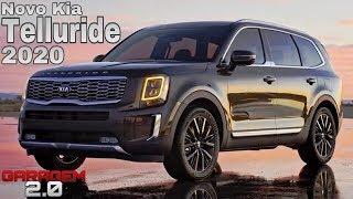 Novo Kia Telluride 2020, O SUV Que Queremos! (Garagem 2.0)