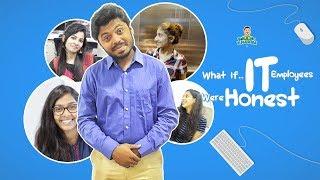 What If...IT Employees Were Honest | Krazy Khanna | Chai Bisket