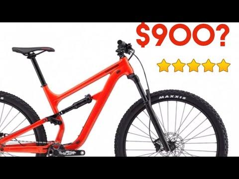Top 5 Cheapest Full Suspension Mountain Bikes