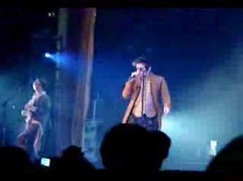 Wonderful PANIC! AT THE DISCO MADISON SQUARE GARDEN 11/14/06 PART 2