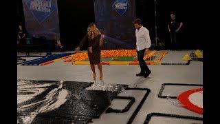 150,000 Dominoes - Anastacia Domino Show - El Hormiguero