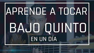 Aprende a tocar BAJO QUINTO.