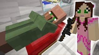 Minecraft: SAVING JELLY BEAN MISSION - The Crafting Dead [62]