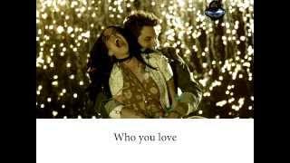 John Mayer Who You Love ft Katy Perry lyrics