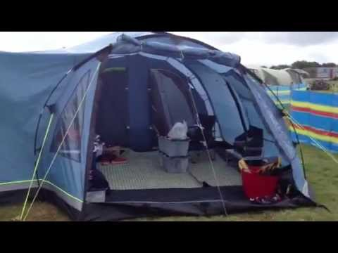& Kyham driveaway xc awning on my VW T5 - YouTube