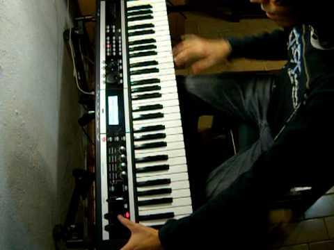 Sonata Arctica - The cage Solos by Toni Leys