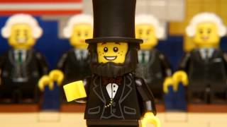 LEGO® The Bunch 'Whigs' Out -- Presidents' Day