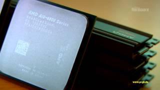 Review AMD Richland: A10-6800K und A10-6700 gegen die Intel-Riege