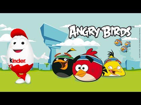 Výsledek obrázku pro angry birds fingers games kinder