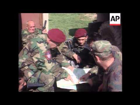 Bosnia  Bosnian Serbs Recapture Kljuc